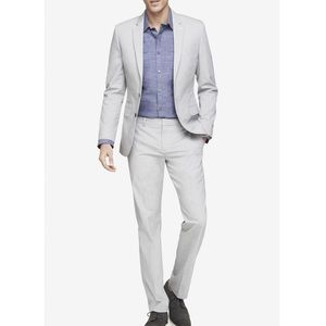 Express Men's Photographer Three Piece Suit